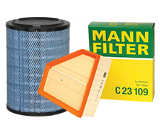Amsoil Oil Air and Cabin Filters